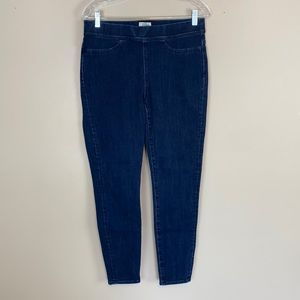 JCrew Pull On Toothpick Jeans Size 29